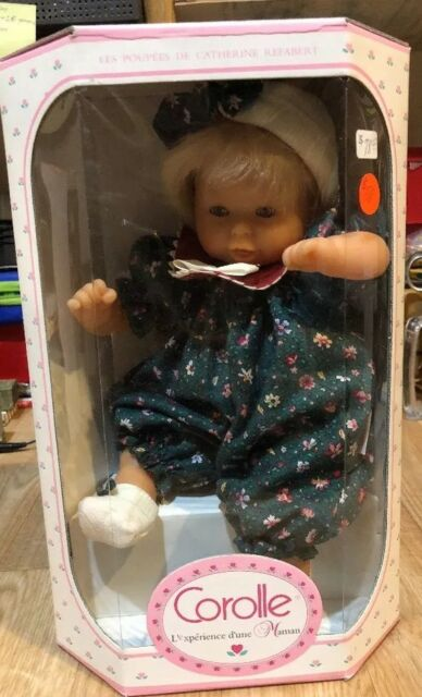 Corolle Baby Doll The Experience Of Mom Pti Bout Azur France New