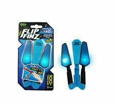 Flip Finz LED Finger Decompression Fidget Toys For Exercises Exercise Your BLUE