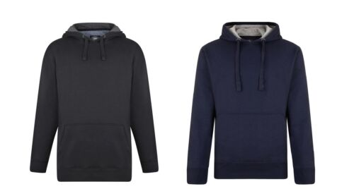 508 KAM Cotton Rich Pull Over Hooded Sweat Top