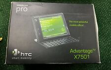 HTC X7500 mobile phone 3G/HSDPA unlocked (used with original box)