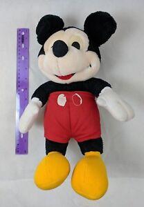 "Disney Mickey Mouse Playskool Plush 14"" Stuffed Animal Vintage, Red Shorts - Deutschland - Disney Mickey Mouse Playskool Plush 14"" Stuffed Animal Vintage, Red Shorts - Deutschland"
