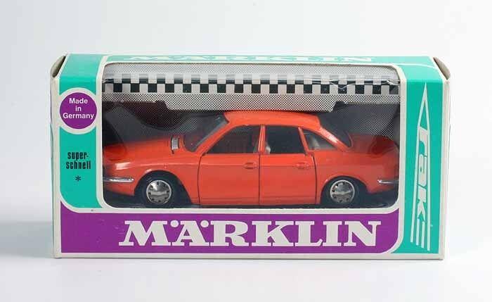Märklin RAK 1811 NSU RO 80 1800 1 43 Accessoires De Piste 0 parfait En parfait état, dans sa boîte neuf dans sa boîte 9912-32