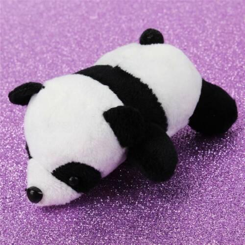 Cute Panda Enamel Lapel Badge Collar Pin Corsage Brooch Womens Jewelry FA