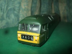 HELJAN-CLASS-47-TWO-TONE-GREEN-LOCO-BODY-ONLY-D1574