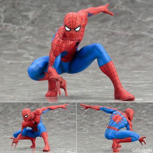 Statua The Amazing Spider-Man modello Giocattoli Regali Collection Action Figure ARTFX