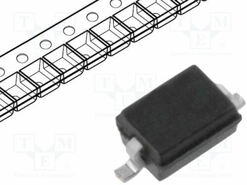 banda 22v SMD 0,3w sod323 individuales diodo mm3z22vt1g Zener-dio Diodo Zener papel