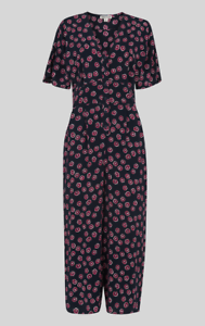 11fbb5c92785 Whistles - Lenno Floral Jumpsuit - Multi - New With Tag - Size 12 ...