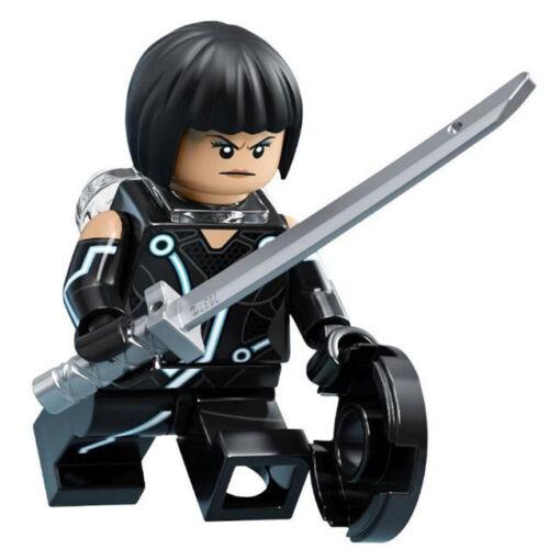 LEGO Quorra Minifigure idea038 LEGO Ideas CUUSOO Set 21314
