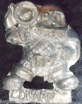 1988 Dwarf Bloodbowl 2nd Edition Star Player Barik Farblast Citadel Team Bazooka