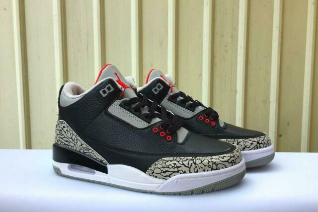 ca03b0bcd1 Hot New Men's Air J 3 retro basketball shoes High Top Classic Sneakers size  7-13