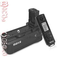 Meike MK-AR7 2.4G Remote Control Battery Grip for SONY NEX E A7 A7R A7S VG-C1EM