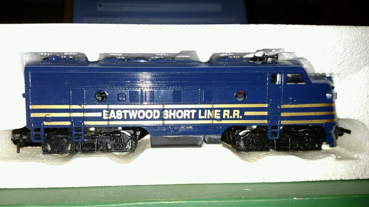 Mantua HO Locomotive Eastwood Short Line