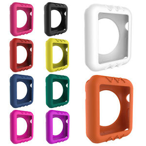 AU-Silicone-Full-Body-Case-Screen-Protector-For-Apple-Watch-Series-1-2-38-42mm