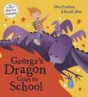 George's Dragon Goes to School C Freedman Children's Reading Picture Story Book