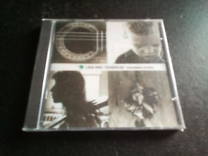 CD-LISA-ONO-ESSENCIA-made-in-taiwan-neuf-amp-scelle