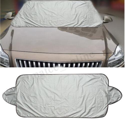 Universal Car Van Frost Windscreen Cover Protector Screen Snow Winter