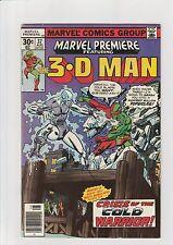 Marvel Premiere #37 (Aug 1977, Marvel)