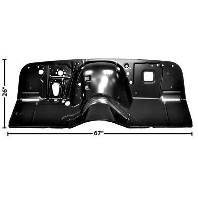 1963 1964 Chevy Impala Heater Box Assembly EDP Coated Metal Dynacorn
