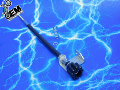 Genuine Keihin FCRMX Carburetor Idle Adjuster Screw Large Knob Cable Stock OEM