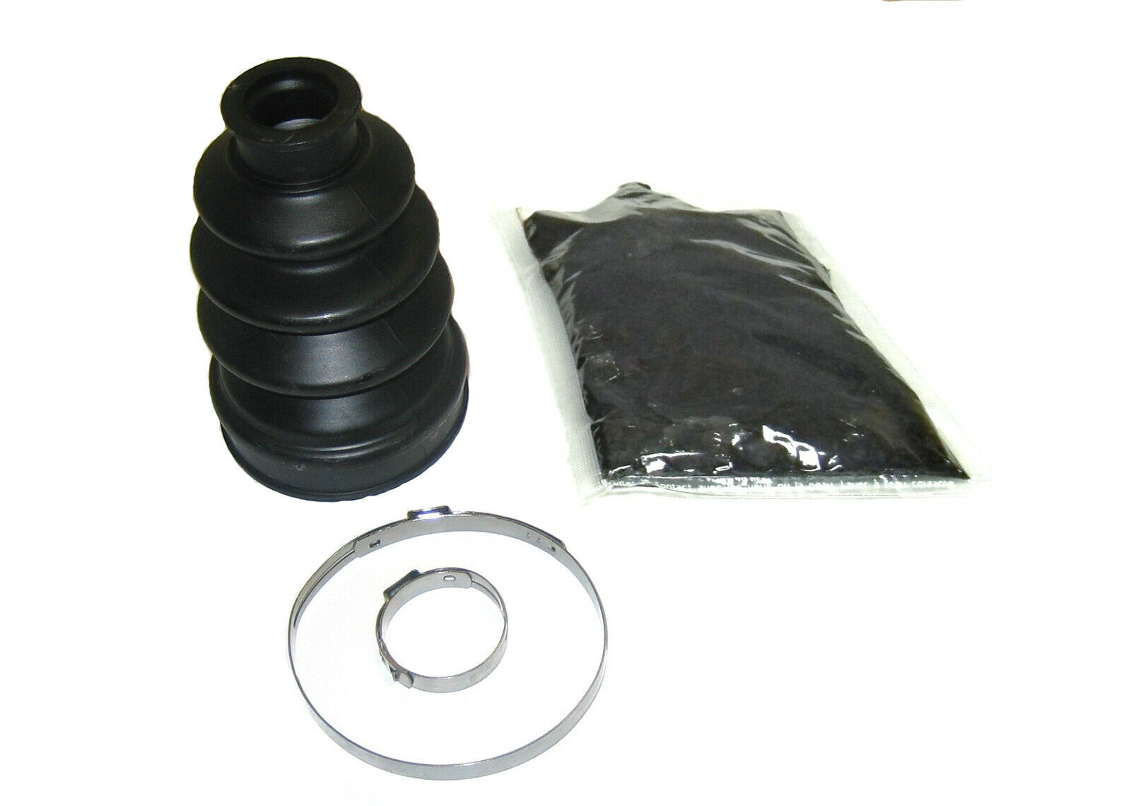 2007-2011 fits Yamaha Grizzly 350 YFM350 4x4 IRS Automatic Rear Inner CV Boot Kit
