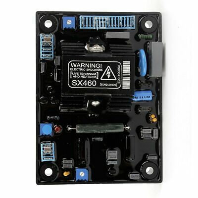 SX460 Automatic Voltage Regulator AVR Regulator Board for Diesel Generator