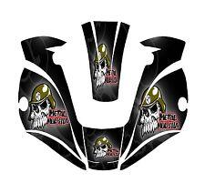 Miller Titanium 9400 7300 1600 Welding Helmet Wrap Decal Sticker Jig Welder 9