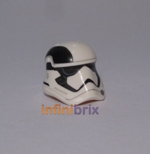 Lego First Order Stormtrooper Executioner Helmet from set 75197