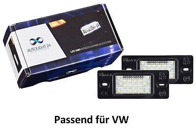 Premium LED Kennzeichenbeleuchtung VW Touareg I KB9