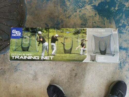 Go Time Gear Training Net 7/'x7/'