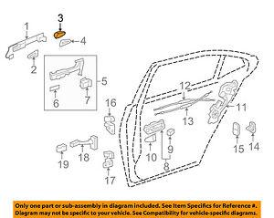 Rear,Left DOOR OUTER HANDLE For Lexus Sedan CHROME 6922833040 LX1520102
