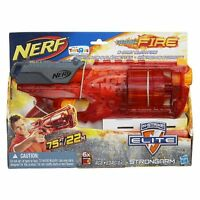 Nerf N-strike Sonic Fire Strongarm Blaster Dart Gun 6 Dart Slam Exclusive