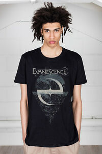 Official-Evanescence-Space-Map-Unisex-T-Shirt-Open-Door-Fallen-Glow-Forever-Band