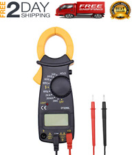 Pinza amperimetrica digital voltimetro multimetro tester polimetro clamp nuevo