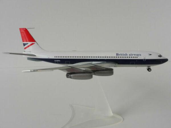 NEU Herpa 558464-1:200 British Airways Boeing 707-400 OVP