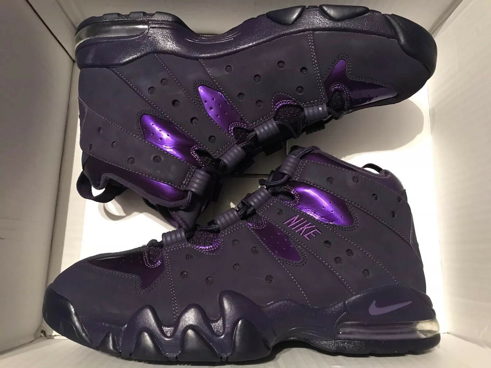 Nike Air Max2 CB 94 HOH Ink Varsity Purple  416189-505 Size 13 New Exclusive