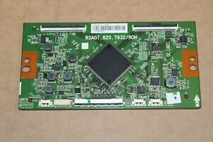 LCD-TV-T-CON-LVDS-RSAG7-820-7932-ROH-FOR-HISENSE-H55A6200UK