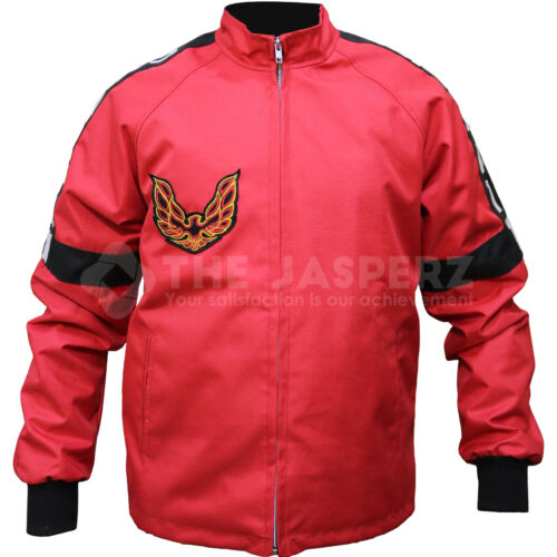 Cordura Jacket Smokey and The Bandit Burt Reynolds Bomber Jacket Fast Shipping