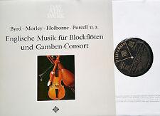 Byrd Morley Holborne Recorder Viols Music Brüggen kuijkentelefunken SAWT 9511 NM