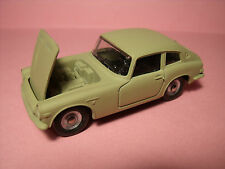 DINKY  TOYS  FRANCE  VRAIE  HONDA  S800  COMPLETE  PRETE  A  PEINDRE  D'ORIGINE