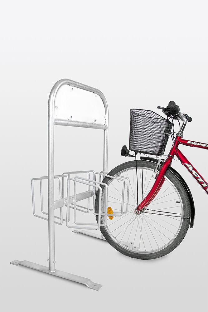 Béquille Latérale Vélo Francfort X 6 Avec