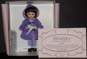 MADAME-ALEXANDER-COLLECTOR-039-S-UNITED-WINTER-WONDERLAND-NASHVILLE-2004-EMILY-38925