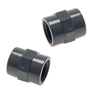 Silverline thumbturn tuyau clé Longueur 300mm-Mâchoire 60mm de Plomberie Outil de BRICOLAGE