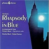 Rhapsody in Blue/american in Paris [european Import] CD (1999) Amazing Value