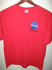 NASA Kennedy Space Center Florida USA Lunabotics Mining Competition T Shirt XLrg