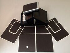 """Polaroid SX-70 On Sale! PolaSkinz Napa Cow """"Dark Brown"""" Replacement Skin SLR680"""