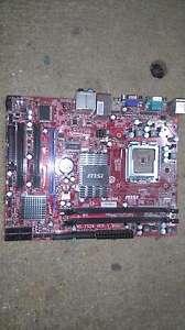 MSI G31TM-P35 Drivers Windows XP