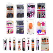 New Real Techniques Makeup Brushes Core Collection, Starter Kit, Sponge Set UK
