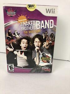 Rock University: Naked Brothers Band PS2 PlayStation 2)New