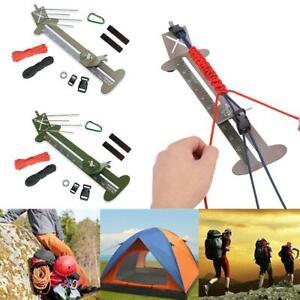Paracord-Jig-Bracelet-Maker-Paracord-And-Monkey-Fist-Jig-Tool-Kit-Adjustable-Hot