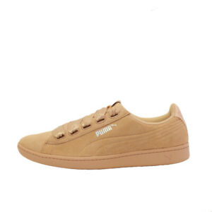 Womens-Puma-Vicky-Ribbon-Dusty-Coral-Dusty-Coral-Trainers-EP1-RRP-59-99